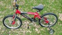 Kent Ambush bike with training wheels Indianapolis, 46237