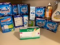 Cleaning supplies original price $89 Charlotte, 28213