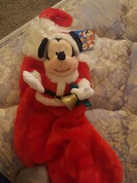 Cute Brand new Mickey Mouse Stocking with Bell Fort Worth, 76119