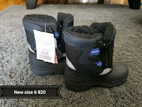 New with tags boots  Brampton, L7A 2J1