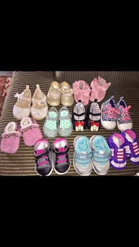 Baby girl lot like new all of them all for 40 Houston, 77032