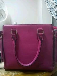 women's red leather tote bag 479 mi