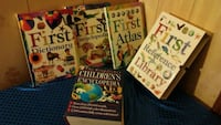 Children's encyclopedia and first reference set