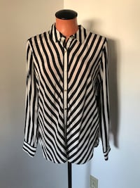 Juicy Couture Silk Top Size Small Surrey