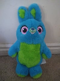 Cute Rabbit off Toy Story 4