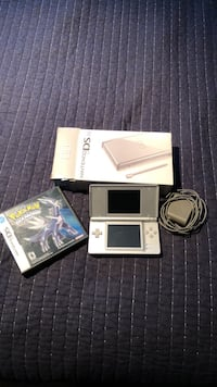 Nintendo DS Lite w Pokémon Diamond game Vaughan, L4L 8C9