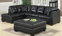 Brand new sectional with free ottoman Toronto, M1P 2L6