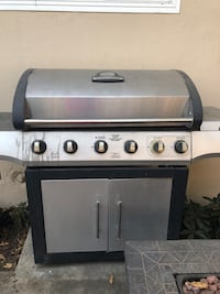 gray and black gas grill San Jose, 95128