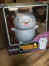 Talking Catbug Figure Toronto, M8Y 2R4