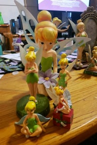 Tinkerbell figurines