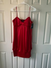 Women's red spaghetti strap dress Woodbridge, 22193