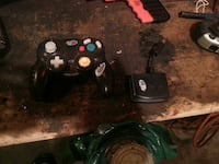 Wireless game cube controller