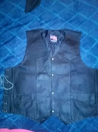 USA LEATHER 5XL VEST LIKE NEW  Apache Junction, 85119
