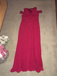 Red Formal Dress - Size 12P (fits like a 12) Las Vegas, 89178
