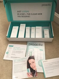 Proactiv Skin Treatment for Acne Clifton, 20124