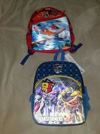 backpacks new with tags  Sanger, 93657