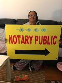 Notary Public  District Heights