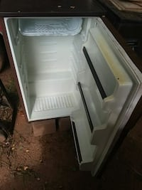 white single-door refrigerator Campobello, 29322