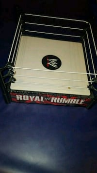 WWE Wrestling Ring Westwood, 07675