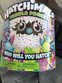 Hatchimal Fabula Forest  St Catharines, L2N