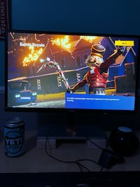 gaming monitor (22.5') and a tv 32' (ask for pics) combo Winston-Salem, 27106