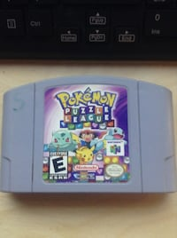 Pokemon Puzzle League N64 TESTED AND WORKING Toronto