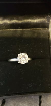 2ct 14k moissanite ring  Germantown, 20876