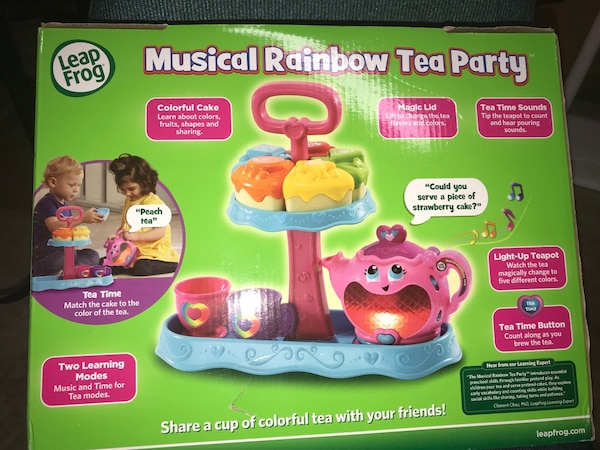 Musical tea party