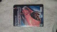 Need for speed underground PlayStation 2 Severn, 21144