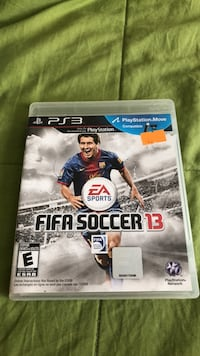 fifa 13 ps3 game Laval, H7W 1Z2