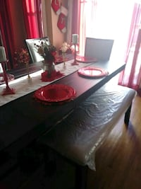 Brand New dining room table!