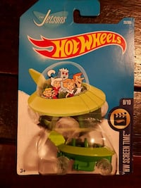 JETSONS Hot Wheels car.