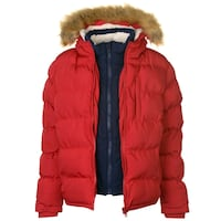 Red winter jacket  Enfield Town, EN1