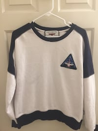 Boy London Space Boy Badge crewneck
