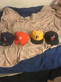 Fitteds 10$ apiece Catonsville, 21228