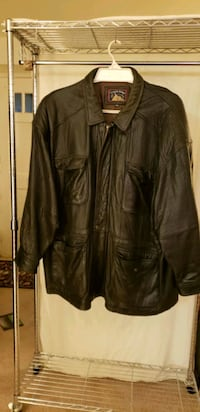 Reduced Leather Jacket 5X+Many 3XB-6XB Clothes New/Like New/Excellent Fairfax, 22031