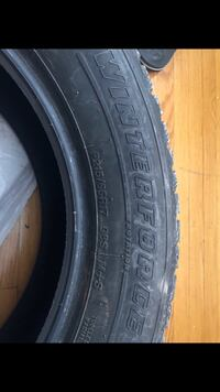 215/65R17 winter one tire is free