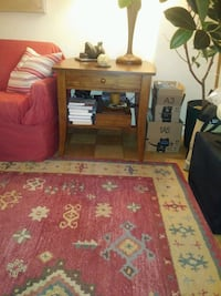 2 side tables with drawer and shelf. Like new New York, 10128