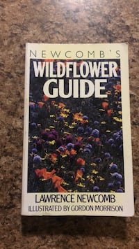 Newcombs Wildflower Guide Logan, 43138