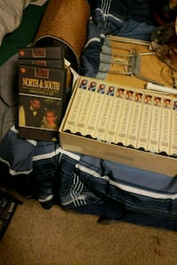 North and south complete VHS set West Lafayette, 47906