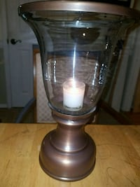 "15"" tall Copper Candle holder (candle not included Adamsville, 35005"