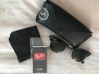 Used Ray-Ban Classic Clubmaster Sunglasses Seaside, 97138