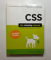 **THE MISSING MANUAL: CSS 2nd EDITION** Glenview, 60025