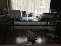 3 MATCHING GLASS TABLES  Dearborn Heights, 48127