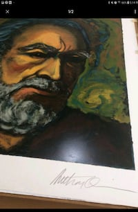 Large Sized Limited  Edition Prints  Signed and Numbered Anthony Quinn Mississauga, L5J 2E5