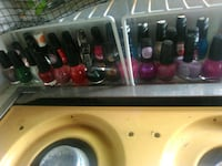 Assorted nail polishes Lubbock, 79411