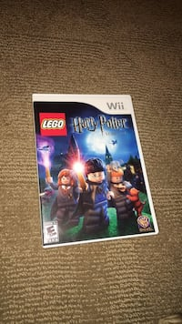 LEGO: Harry Potter for Wii Lincoln, 02865