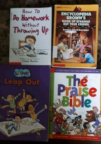 Kids books Make an offer Hamilton, L9A 5J2