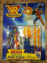 Un-opened VR Troopers toy