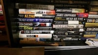 Hardcover Books great condition, many well known authors.  Des Moines, 50315